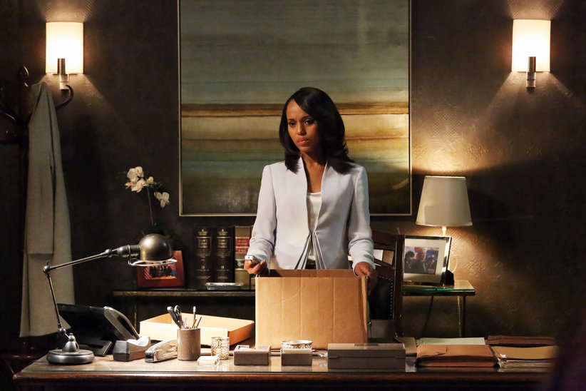 "Scandal 222 ""White Hat's Back On"""