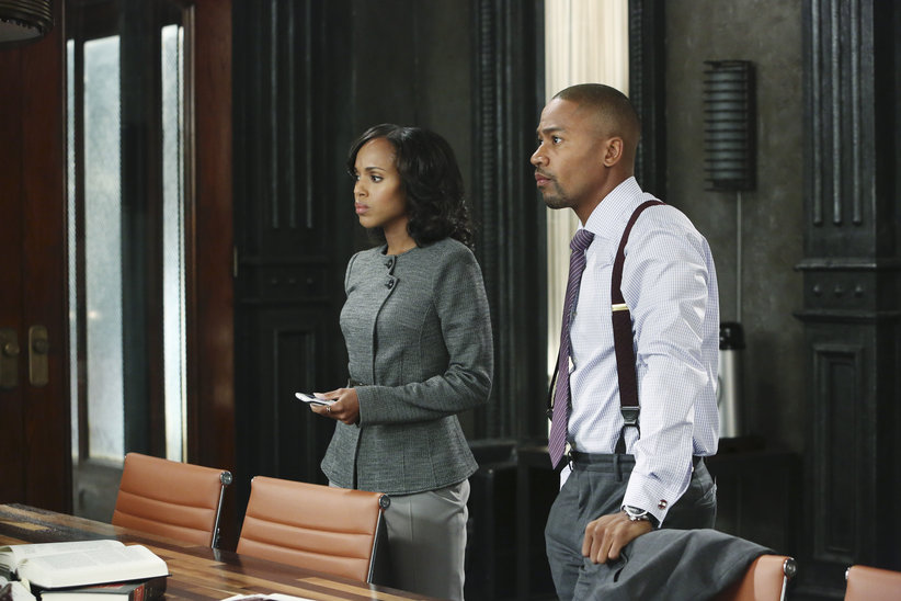 "Scandal 201 ""White Hat's Off"""