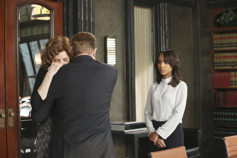 "Scandal 217 ""Molly, You in Danger, Girl"""