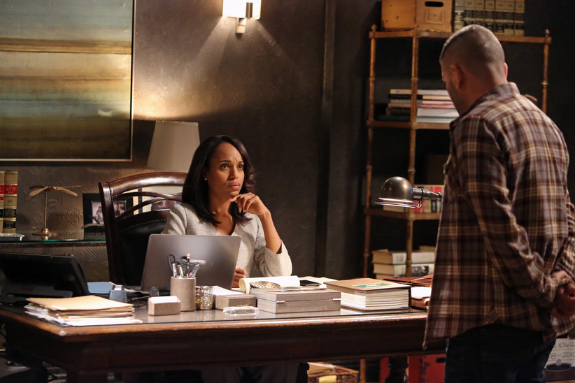"Scandal 220 ""A Woman Scorned"""