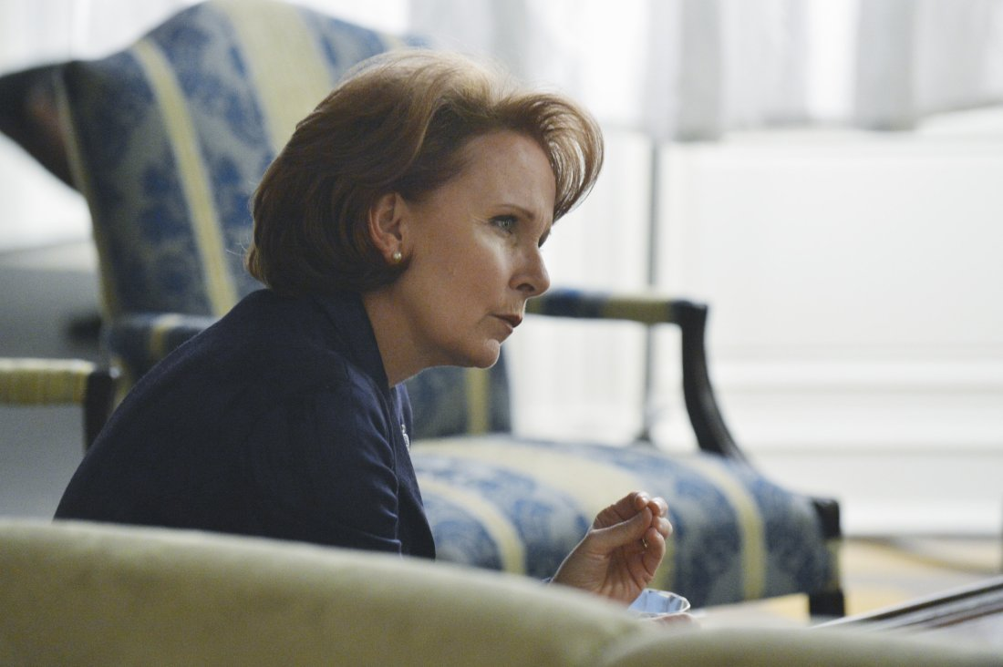 "Scandal 301 ""It's Handled"" Official Pics"