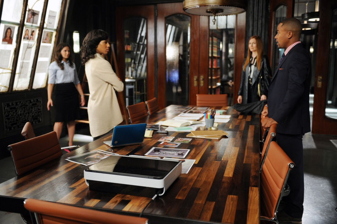 "Scandal 205 ""All Roads Lead to Fitz"""