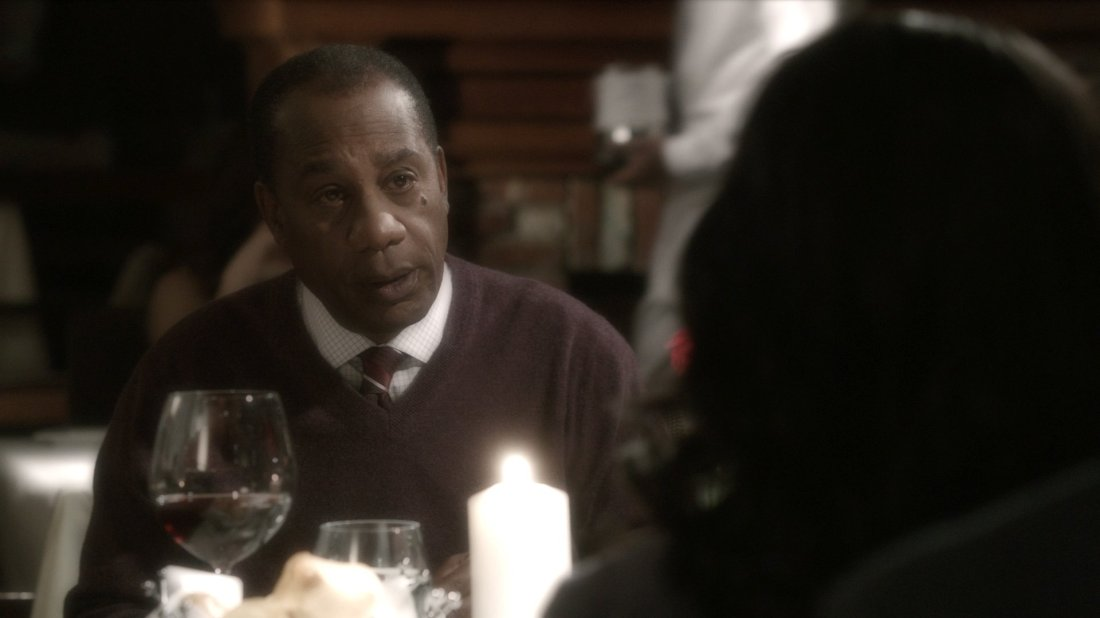 "Scandal 302 ""Guess Who's Coming to Dinner"""