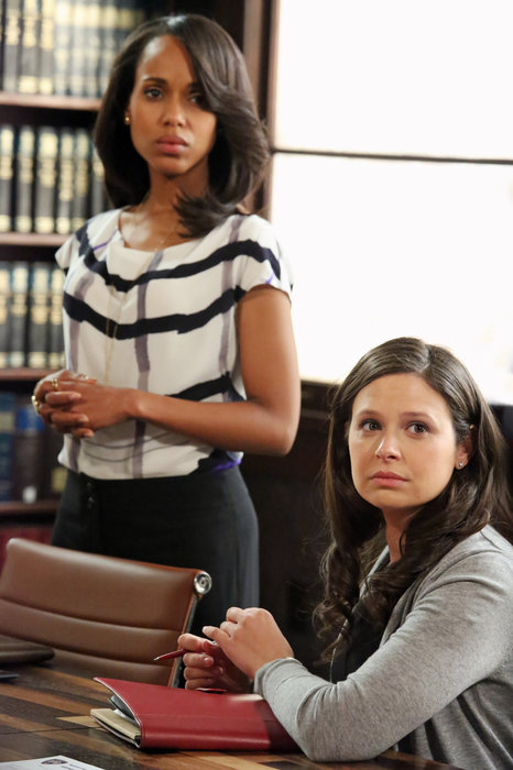 "Scandal 218 ""Molly, You in Danger, Girl"""