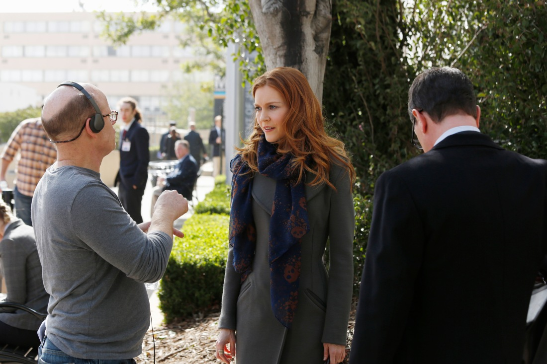 PAUL MCCRANE (DIRECTOR), DARBY STANCHFIELD, JOSH MALINA