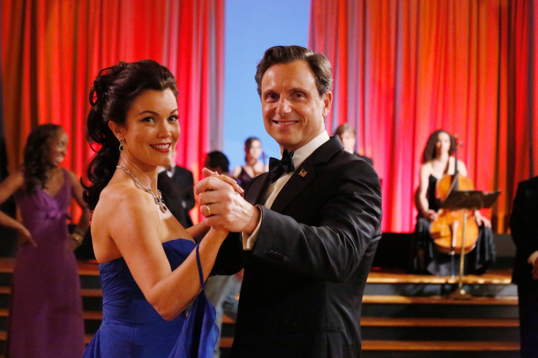 BELLAMY YOUNG, TONY GOLDWYN