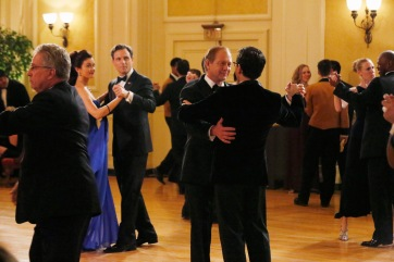 BELLAMY YOUNG, TONY GOLDWYN, JEFF PERRY, DAN BUCATINSKY