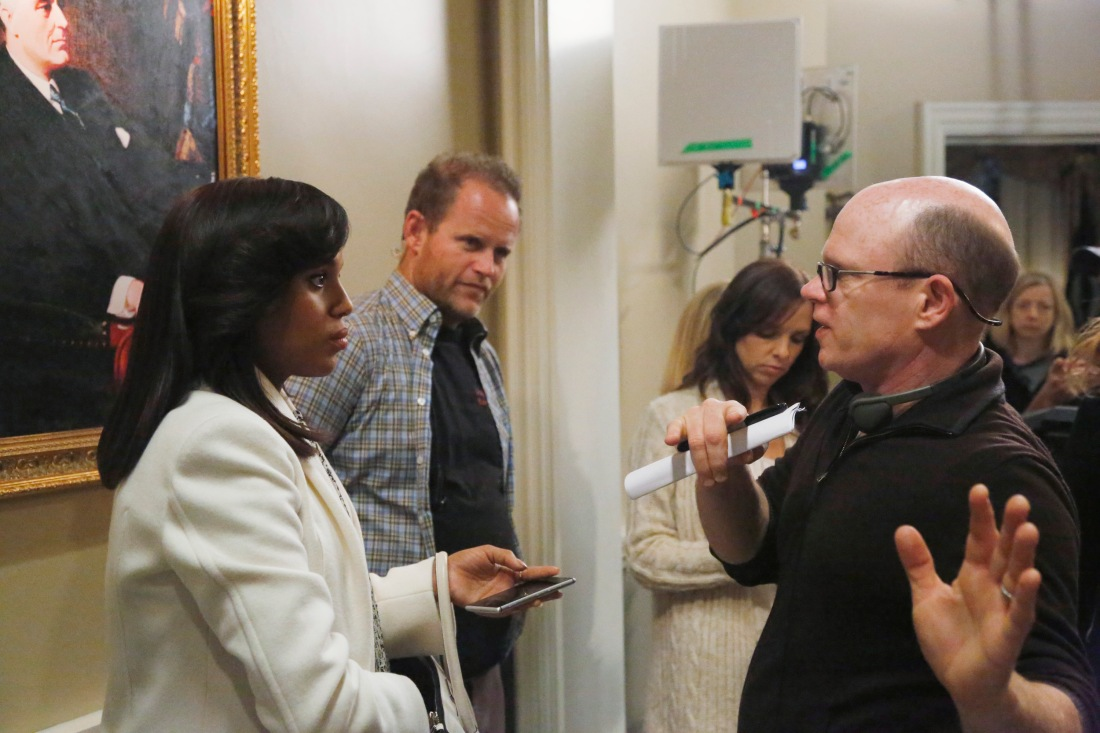 KERRY WASHINGTON, PAUL MCCRANE (DIRECTOR)