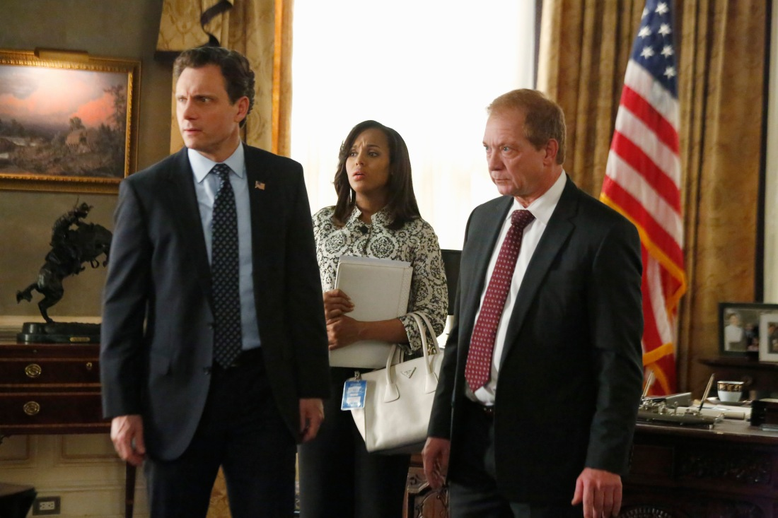 TONY GOLDWYN, KERRY WASHINGTON, JEFF PERRY
