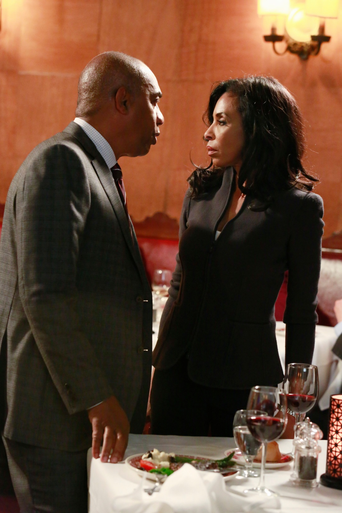 JOE MORTON, KHANDI ALEXANDER