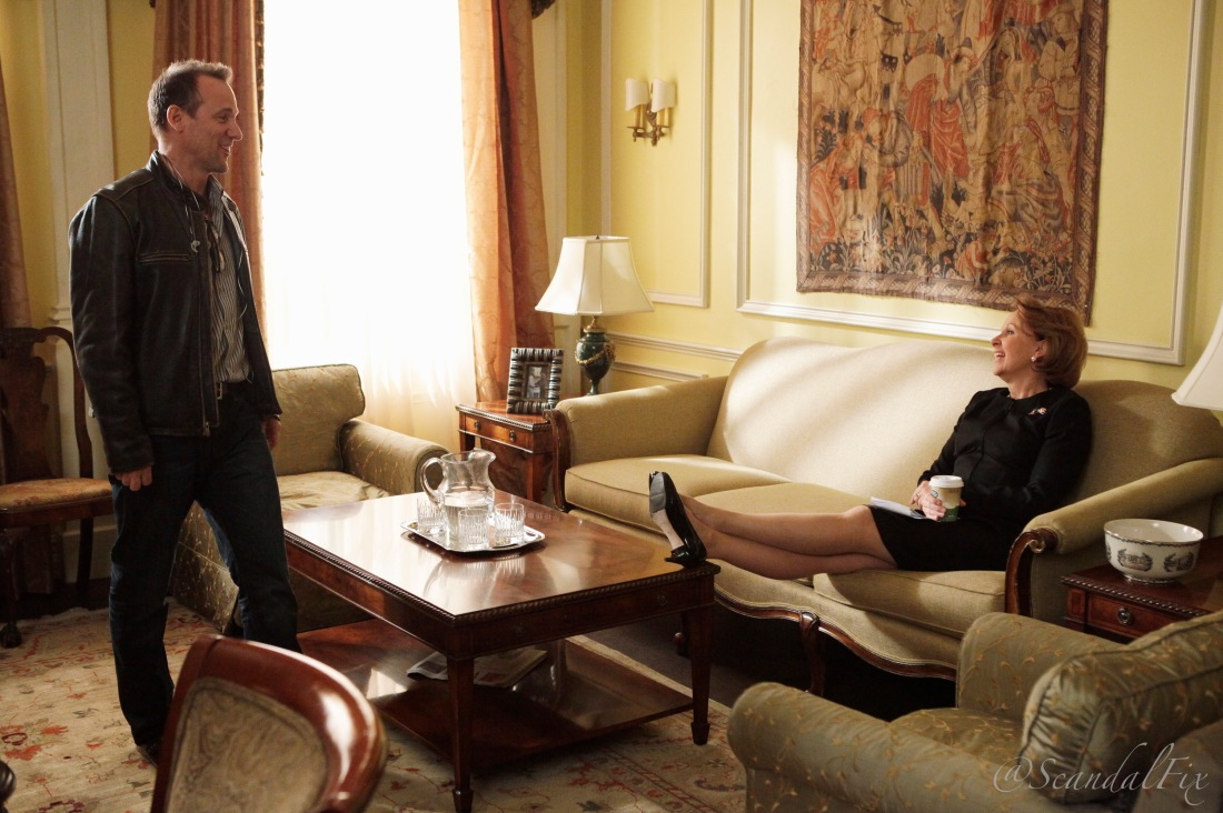 "Scandal 311 ""RIde, Sally, Ride"" Promo Pics"