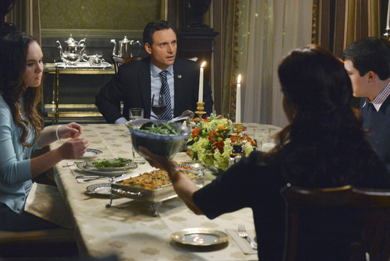 "Scandal 315 ""Mama Said Knock You Out"""