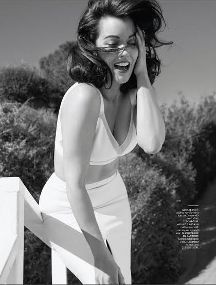 Bellamy Young MORE Magazine 6