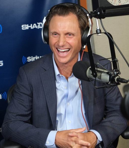 Celebrities Visit SiriusXM Studios - July 15, 2014