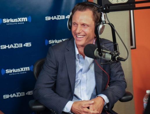 Celebrities Visit SiriusXM Studios - July 15, 2014