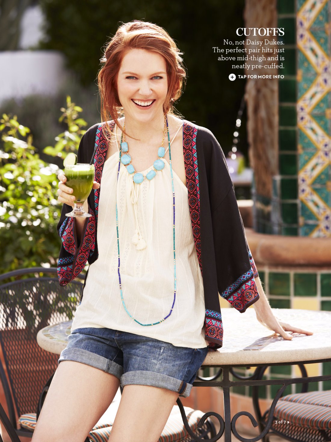 Darby Stanchfield, Good Housekeeping, Aug14