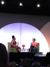 8-Demetria-Lucas-Interviewing-Kerry-Washington-BlogHer14-Scandal