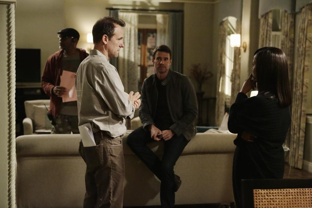 TOM VERICA (DIRECTOR), SCOTT FOLEY, KERRY WASHINGTON
