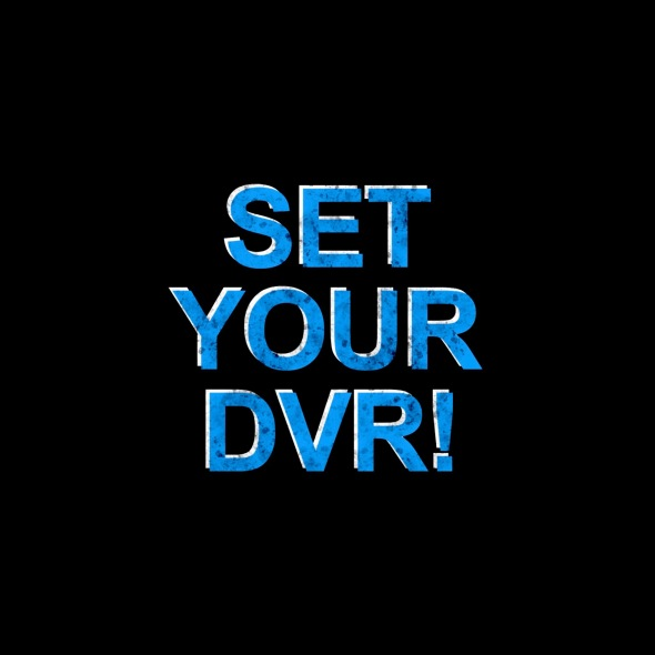 Set your DVRs