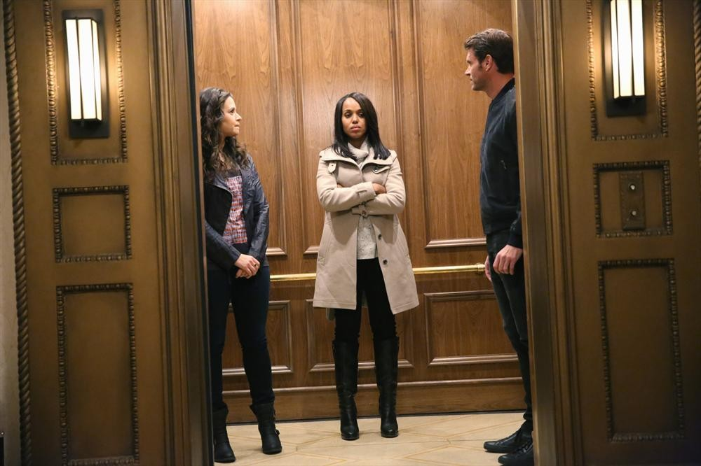 KATIE LOWES, KERRY WASHINGTON, SCOTT FOLEY