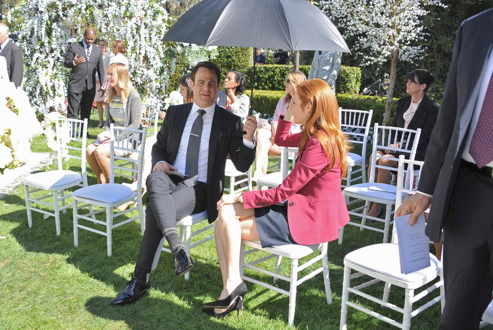 PAUL ADELSTEIN, DARBY STANCHFIELD