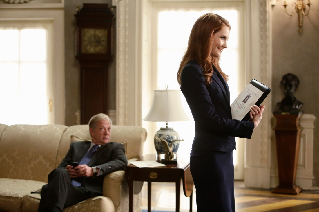 JEFF PERRY, DARBY STANCHFIELD