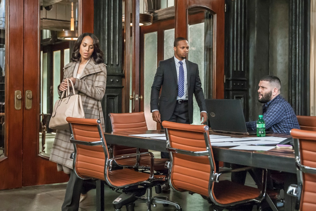 KERRY WASHINGTON, CORNELIUS SMITH JR., GUILLERMO DIAZ
