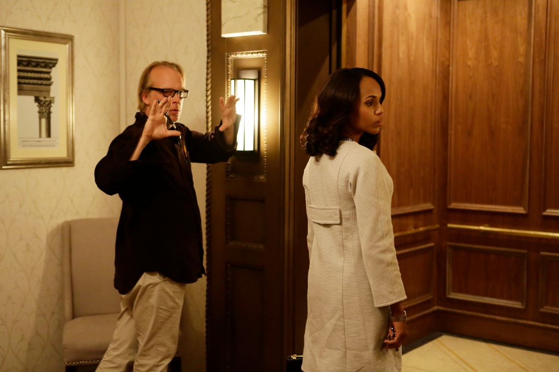 OLIVER BOKELBERG (DIRECTOR), KERRY WASHINGTON