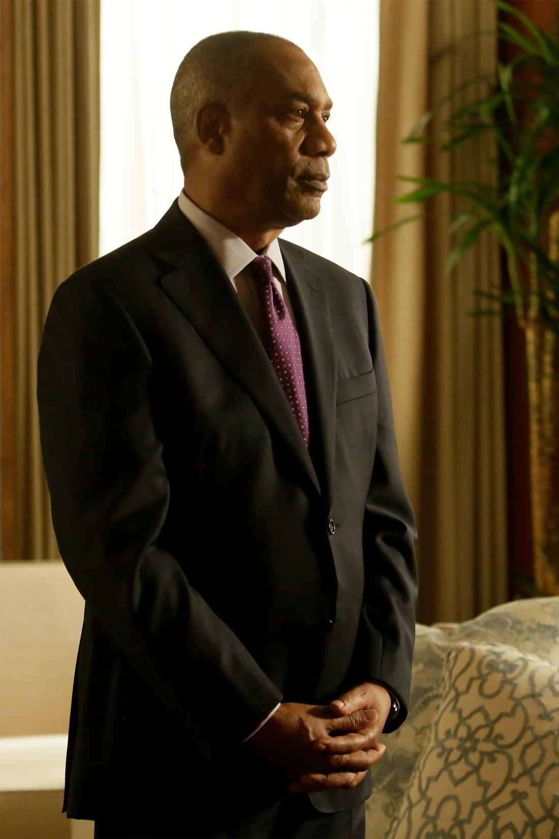 "SCANDAL - ""You Can't Take Command"" - Everything comes to a head in the shocking season finale when Olivia and the team finally make some big moves to take down Command, and Mellie's fate is sealed as the election results are announced, on the season finale of ""Scandal,"" THURSDAY, MAY 7 (9:00-10:00 p.m., ET) on the ABC Television Network. (ABC/Nicole Wilder) JOE MORTON"