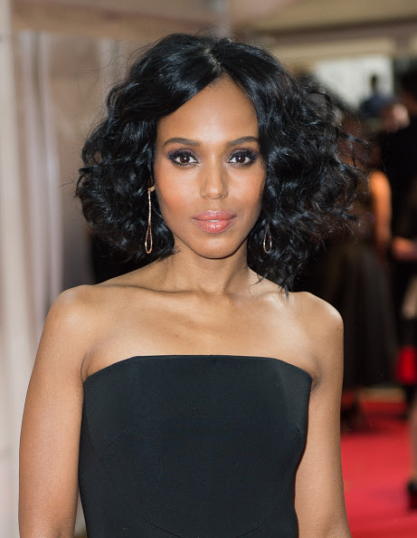 LONDON, ENGLAND - JUNE 02:  Kerry Washington attends the Glamour Women of the Year Awards at Berkeley Square Gardens on June 2, 2015 in London, England.  (Photo by Samir Hussein/WireImage)